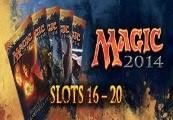Magic 2014 Sealed Slot 16-20 DLC Steam Gift