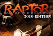 Raptor: Call of the Shadows 2010 Edition Clé GOG
