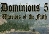 Dominions 5: Warriors of the Faith Steam CD Key