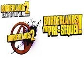 Borderlands Trilogy Pack Steam CD Key