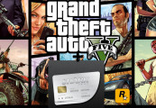 Grand Theft Auto V + Great White Shark Cash Card EU XBOX One CD Key
