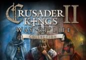 Crusader Kings II - Way of Life Collection DLC Steam CD Key