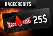 RageCase.gg $25 RageCredit Code