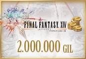 2.000.000 Final Fantasy XIV Gil EU