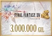 3.000.000 Final Fantasy XIV Gil EU