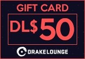 Drakelounge Giftcard DL$ 50