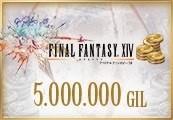5.000.000 Final Fantasy XIV Gil NA