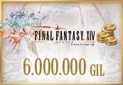 6.000.000 Final Fantasy XIV Gil NA