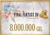 8.000.000 Final Fantasy XIV Gil NA