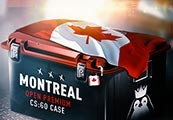 Montreal Open Premium CS:GO Case