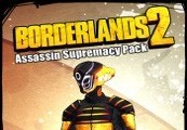 Borderlands 2: Assassin Supremacy Pack Steam CD Key