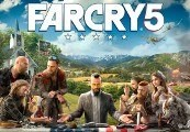 Far Cry 5 Uplay CD Key