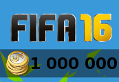 1.000.000 Fifa 16 Ultimate Team Coins PS4