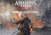 Assassin's Creed Rogue - Templar Legacy Pack DLC Clé  Uplay