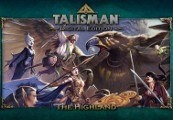 Talisman - The Highland Expansion Clé Steam