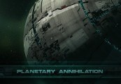 Planetary Annihilation - Digital Deluxe Commander Bundle Steam CD Key