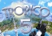 Tropico 5 + Bayo Del Olfato DLC Steam CD Key