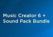 Music Creator 6 + Sound Pack Bundle Steam Gift