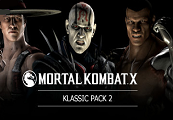 Mortal Kombat X: Klassic Pack 2 DLC Steam CD Key