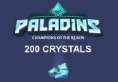 Paladins - 200 Crystals CD Key