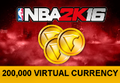 NBA 2K16 - 200,000 Virtual Currency XBOX One CD Key