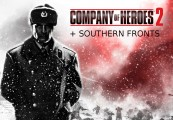Company of Heroes 2 + Southern Fronts DLC Steam CD Key