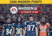 Madden NFL 17 - 2200 Ultimate Team Points Clé XBOX One