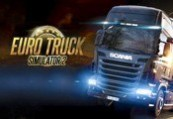 Euro Truck Simulator 2 + High Power Cargo Pack DLC Steam Gift