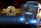 Euro Truck Simulator 2 + Euro Truck Simulator 2: Going East! DLC Steam Gift