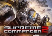 Supreme Commander 2 + Infinite War Battle Pack DLC RU VPN Required Steam Gift