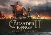 Crusader Kings II - Sunset Invasion DLC Steam Gift