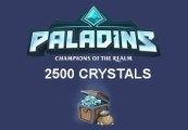 Paladins - 2500 Crystals CD Key
