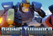 Rising Thunder - Alpha Key