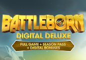 Battleborn: Digital Deluxe INDIA Steam Gift
