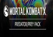 Mortal Kombat X: Predator/Prey Pack DLC Steam CD Key