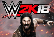 WWE 2K18 EU PS4 CD Key
