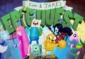 Adventure Time: Finn and Jake's Epic Quest Steam Gift