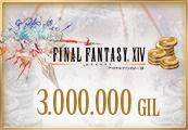 3.000.000 Final Fantasy XIV Gil JP