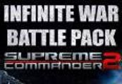 Supreme Commander 2: Infinite War Battle Pack Steam CD Key
