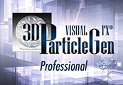 3D ParticleGen Visual FX Steam CD Key