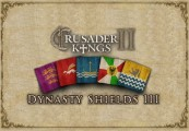 Crusader Kings II - Dynasty Shield III DLC Steam CD Key