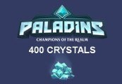 Paladins - 400 Crystals CD Key