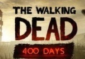 The Walking Dead + 400 Days DLC EU Steam CD Key