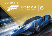 Forza Motorsport 6: Ultimate Edition EU XBOX One CD Key