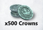 The Elder Scrolls Online x500 Crown Pack Manual Delivery