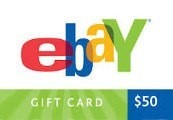 eBay $50 Gift Card US