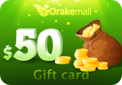 DRAKEMALL.COM $50 Gift Card