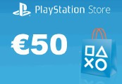 Playstation Network Card €50 EU