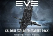 Eve Online Caldari Explorer 30 Day Starter Pack Key