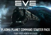Eve Online Plasma Planet Command 30 Day Starter Pack Key